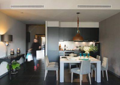 Cocina-Comedor / Kitchen-Dining room